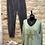 Thumbnail: Star Motif Lightweight  V Neck Sweater Knit