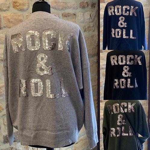 Rock & Roll Sweater