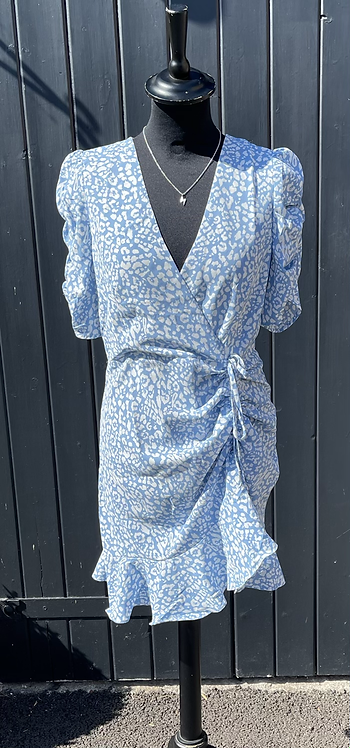 Betty Printed Mini Dress