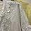Thumbnail: Italian Cotton Frill Front Blouse
