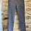 Thumbnail: Dark grey bum lift jeans