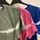 Thumbnail: Italian Cotton Tie Dye Dress