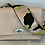 Thumbnail: Lala Leather Bag with Silver Clasp