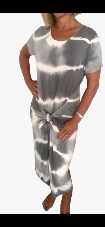 Italian Cotton Tie Dye Dress