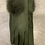 Thumbnail: Suedette Gloves with pom pom