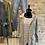 Thumbnail: Italian Linen Hooded Parka Jacket