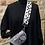 Thumbnail: Leather Half Moon Crossbody Bag