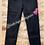 Thumbnail: Black high waist jeans