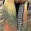 Thumbnail: Cosy Checked Coloured Scarf