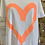 Thumbnail: Cotton Tee with Neon Heart Motif