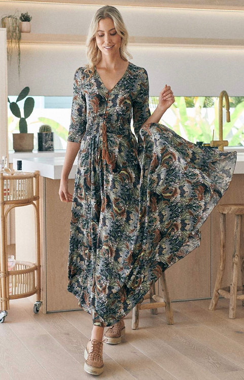 Kimberley Maxi Dress from the Aussie Collection