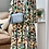 Thumbnail: Leopard Print Long Tiered Italian Dress