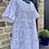 Thumbnail: Daisy White Italian Cotton Tunic Dress