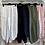 Thumbnail: Italian Linen Cropped Trousers