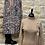 Thumbnail: Lexi Animal Print Pleated Skirt