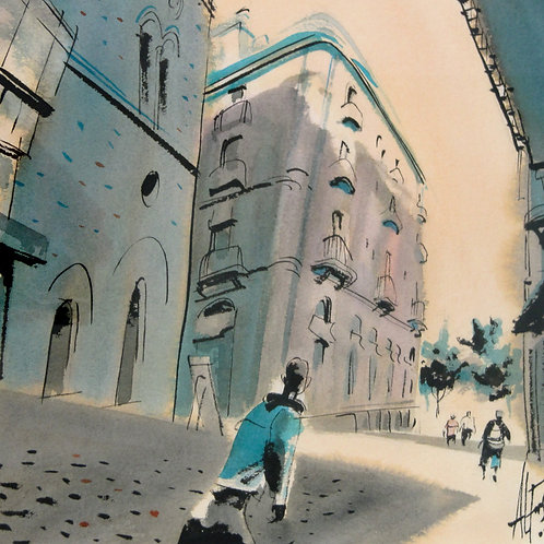 Artista, Alfonso López