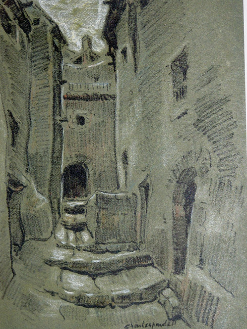Artista, Charles Pardell