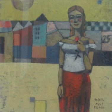 Artista, Gabriel Pérez