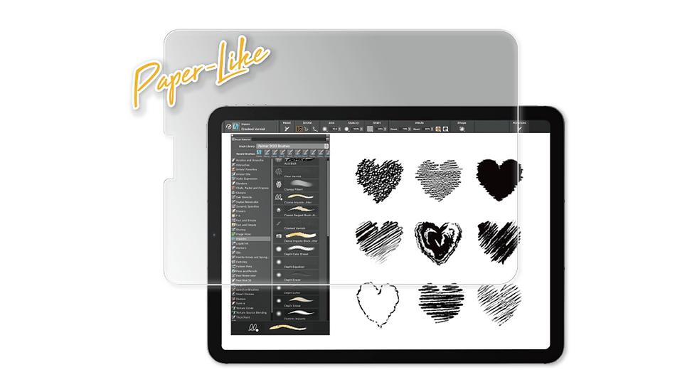Anti-Glare Paper-Like Screen Protector