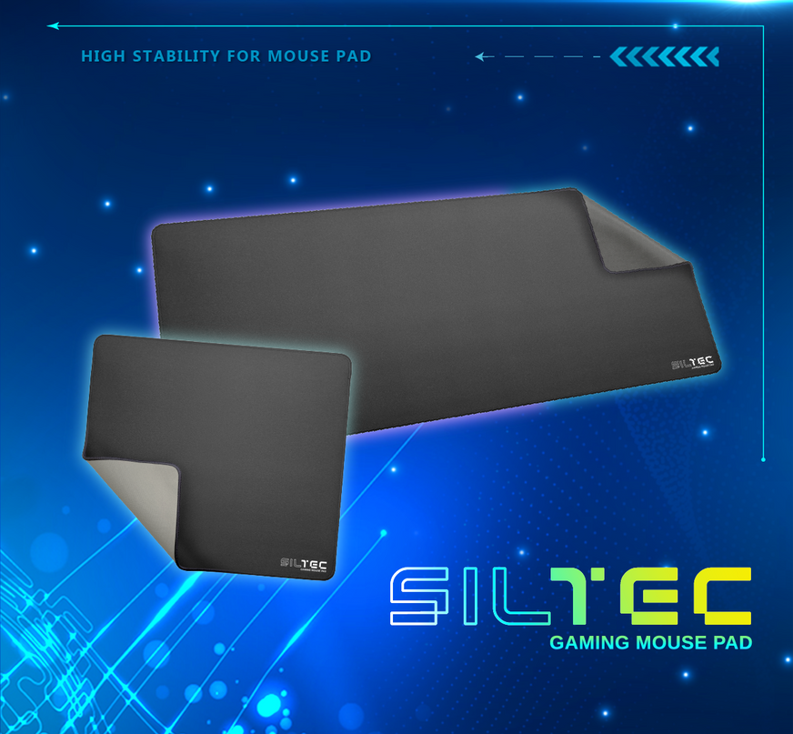 SILTEC gaming mouse pad