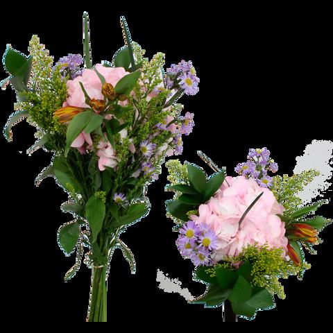 Summer Passion Bouquet