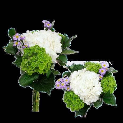 Fresh White Summer Bouquet