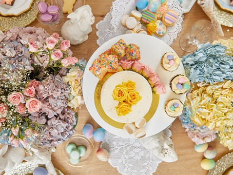 Do you know how to set your diner table for Easter?