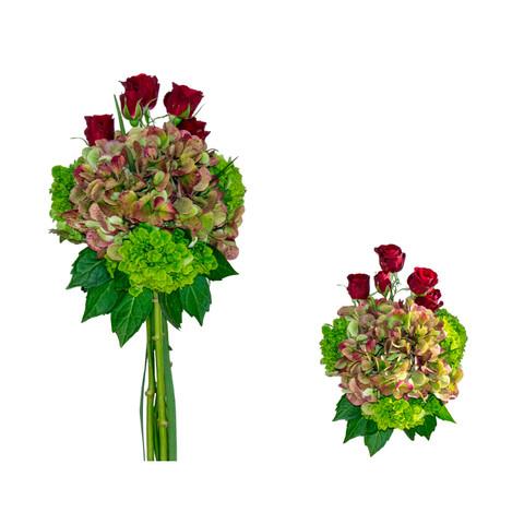 Snow Bouquet TVS Nº3