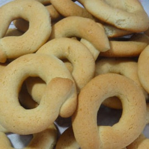 The Best Portuguese Tea Biscuits Ever.