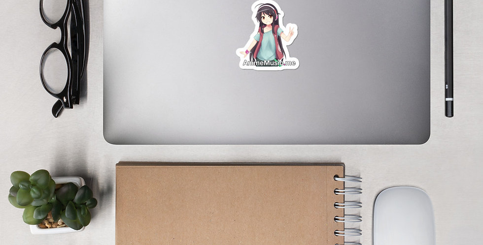 AnimeMusic.me Sticker