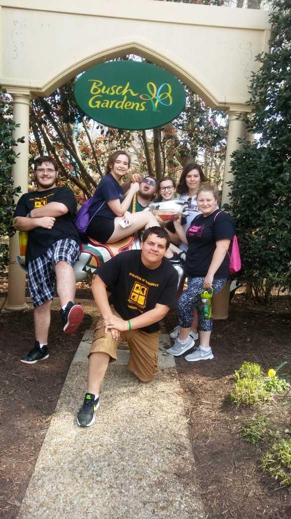 Busch Gardens 2018