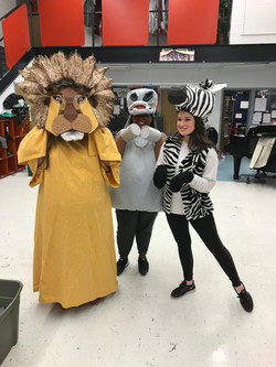 Lion King Costumes