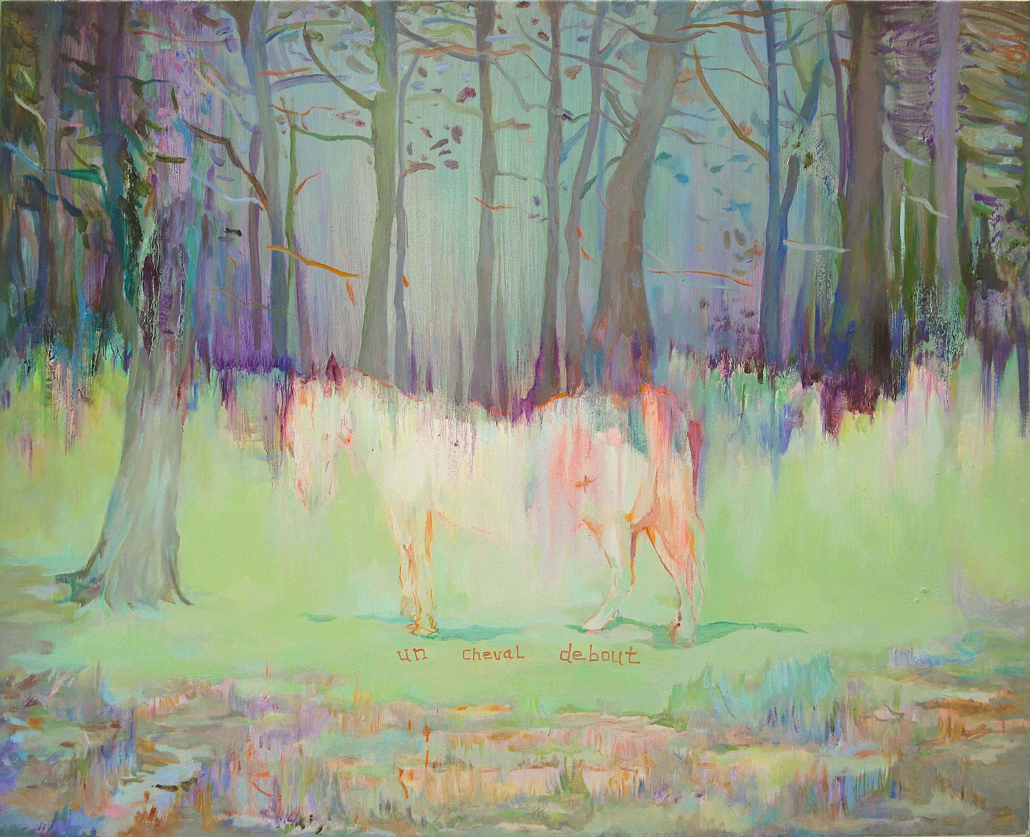 Un cheval debout (2014)