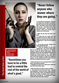 Lala Jail Interview 2014