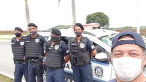 GUARDA CIVIL MUNICIPAL DE PEDRO LEOPOLDO ATENDE OCORRÊNCIAS DE TRÂNSITO