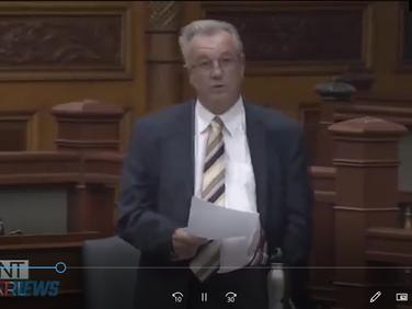 Canada: Ontario Parliament, Fall 2020