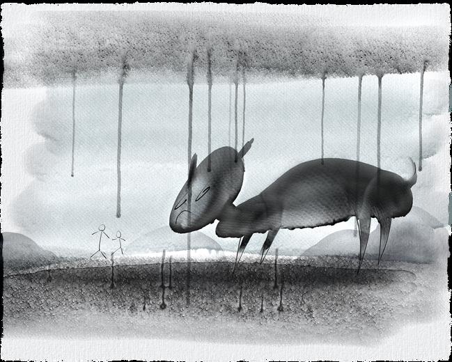 Rain Dog Walk