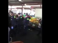 Melbourne Marketplace Raid, Australia