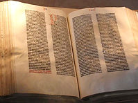 Gutenber Bible