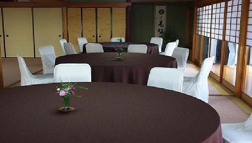 一心 座敷テーブル