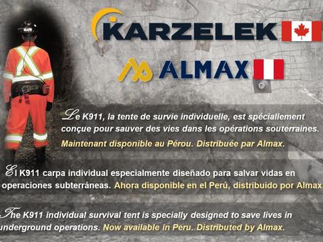 Karzelek, Carpa Individual K911