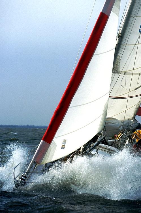 Gale Sail, weiß