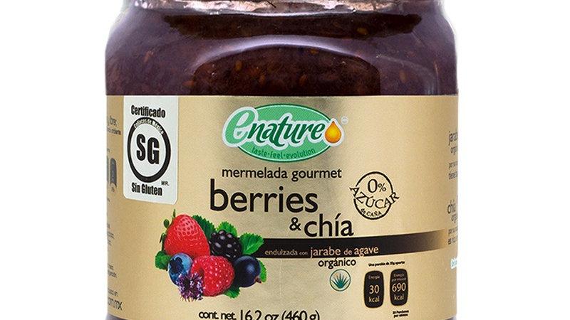 Mermelada de Berries con Chía 460g