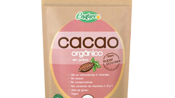 Cacao Orgánico Super Powders 130g