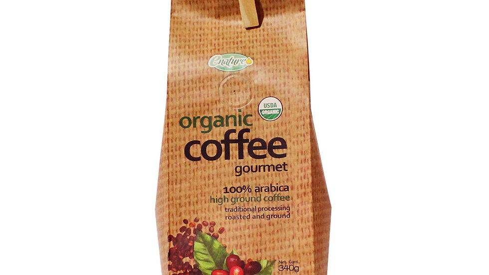 Café Orgánico Molido sabor Natural 340g