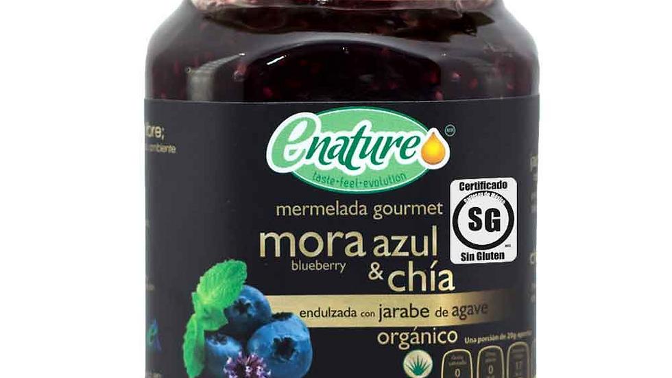 Mermelada de Mora Azul con Chía 280g