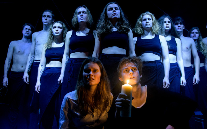 Theater im e.novum: Szene