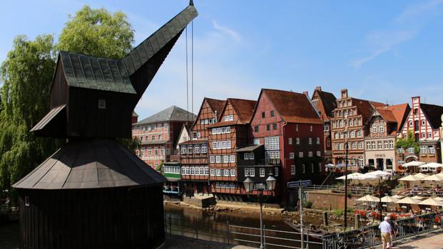 Alter Kran Lüneburg