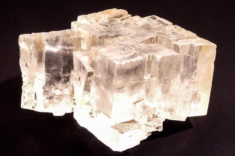 Deutsches Salzmuseum_Ein Salzkristall im