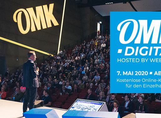 OMK.DIGITAL am 7. Mai 2020: Die virtuelle Konferenz für den Einzelhandel